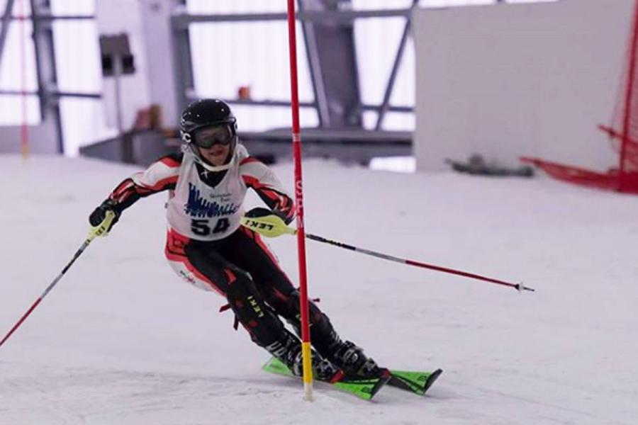 slalomskiën