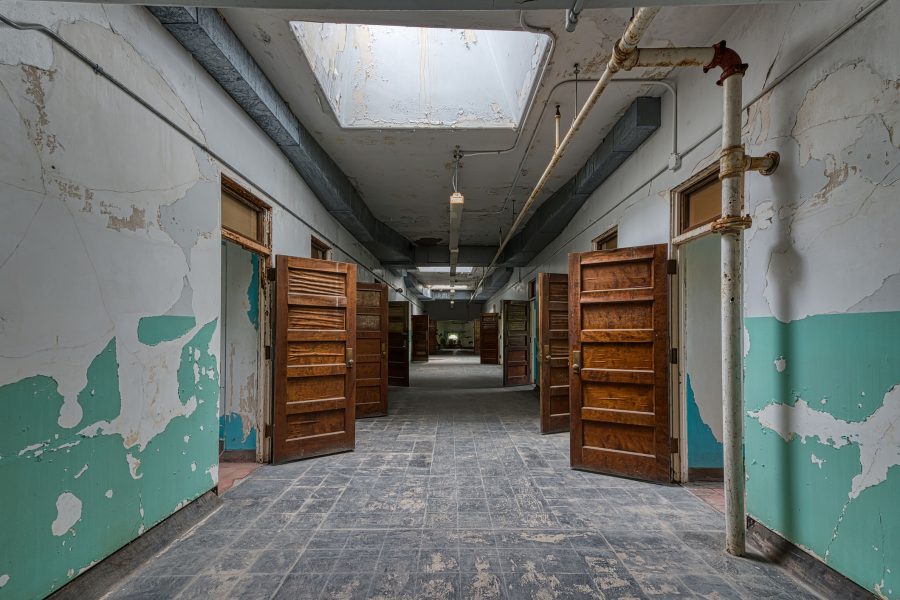 Urbex- Getty Images