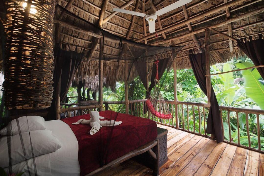 Facebook Dominican TreeHouse Village