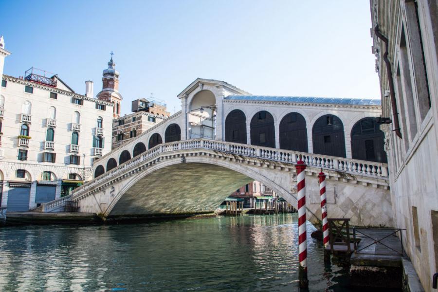 Venise respire à nouveau depuis le confinement - Getty Images