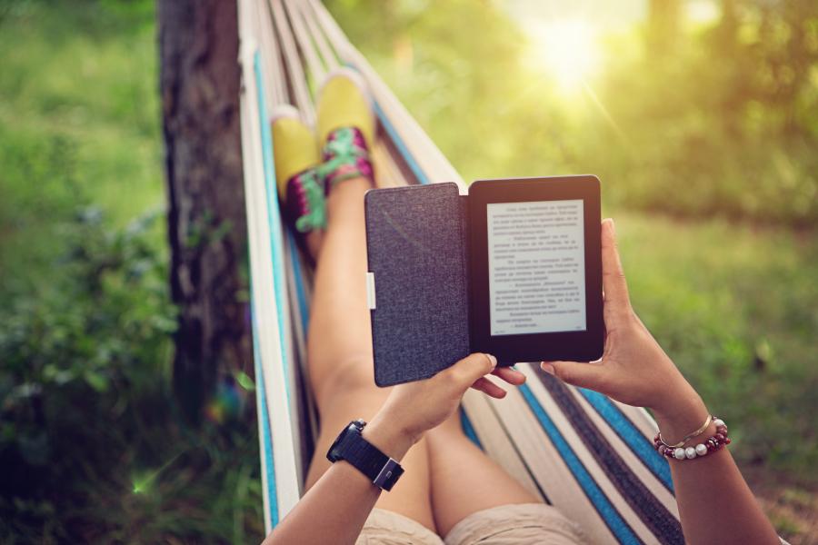 On fait le plein d'e-books grâce à la Fnac - Getty Images