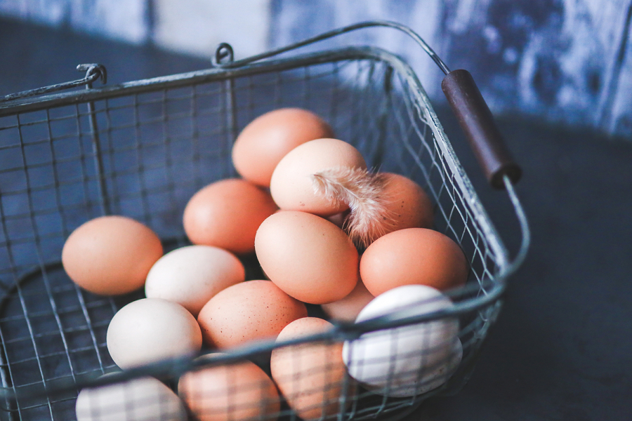 Eieren in de diepvries bewaren