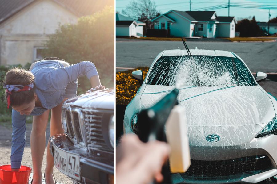 tips auto wassen