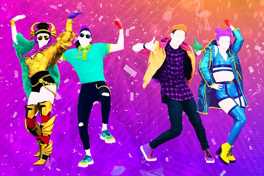 just dance online