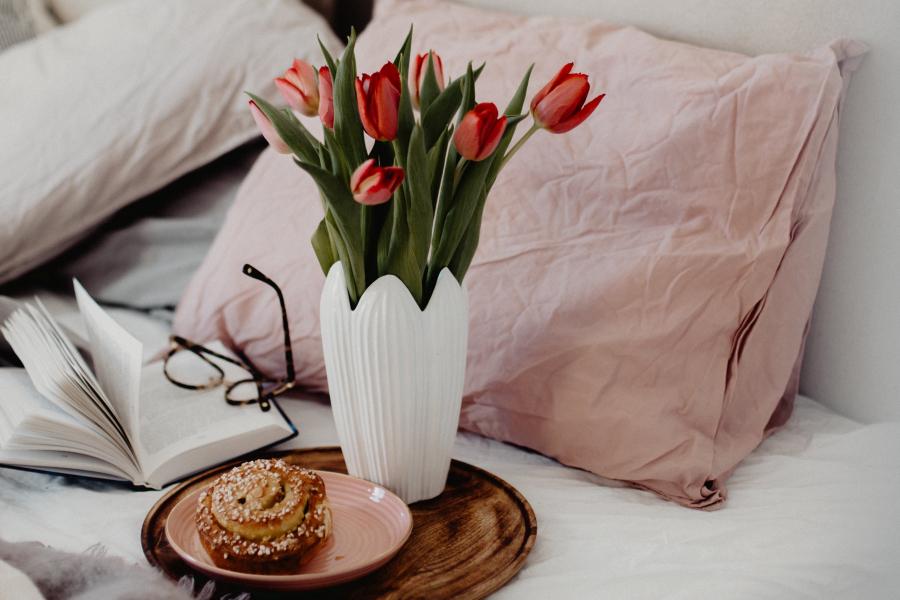 On veut des draps de lit en lin sans se ruiner - Unsplash - Ellieelien