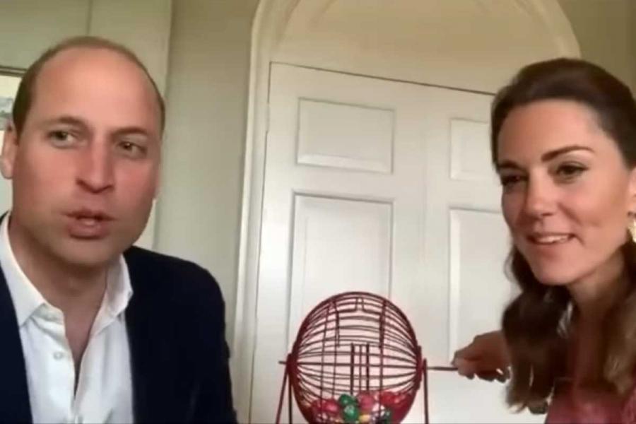 prins william en kate bingo