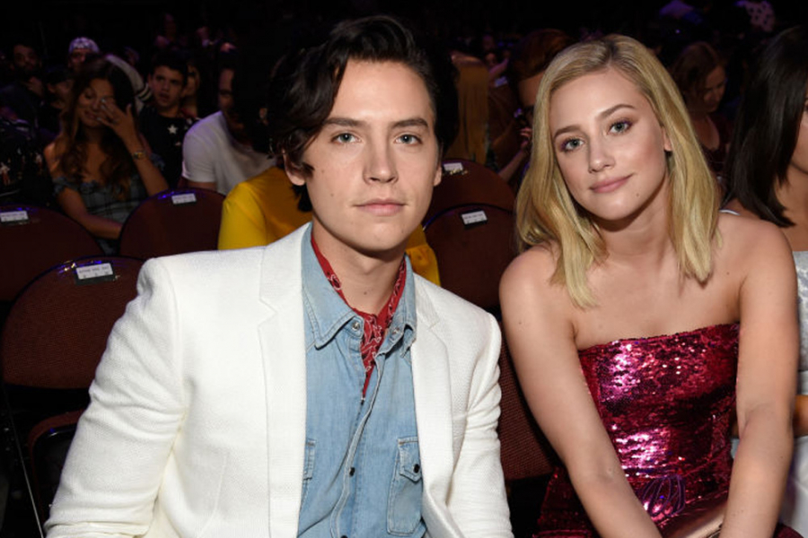 breuk Cole Sprouse