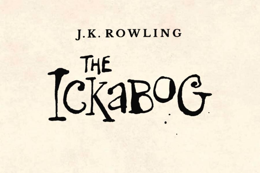 J.K. Rowling publie un nouveau conte - Captures d'écran The Ickabog DR