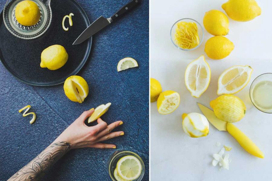 citroen uitpersen