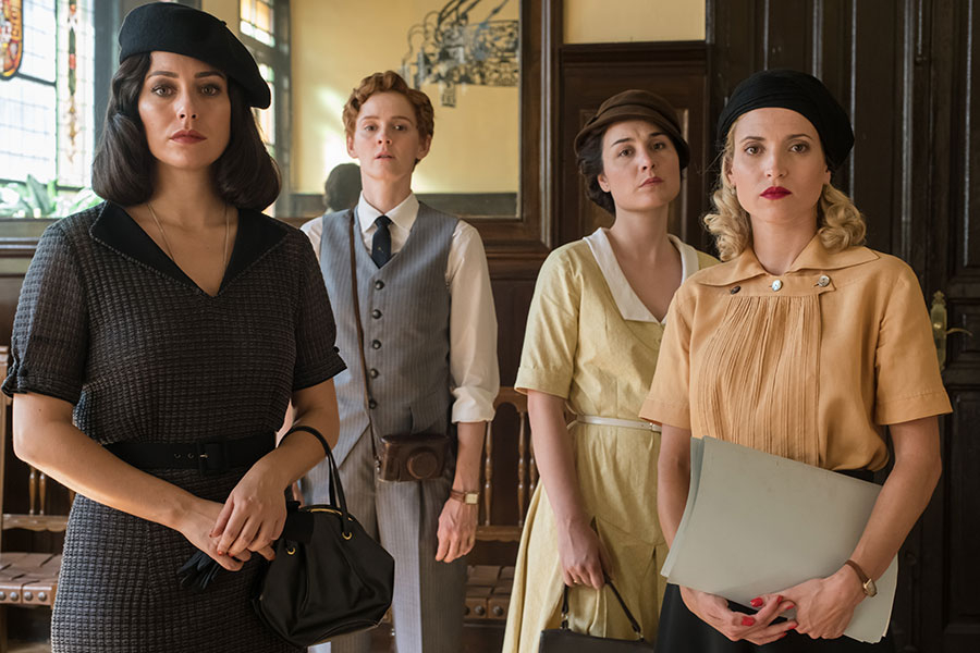 chicas del cable