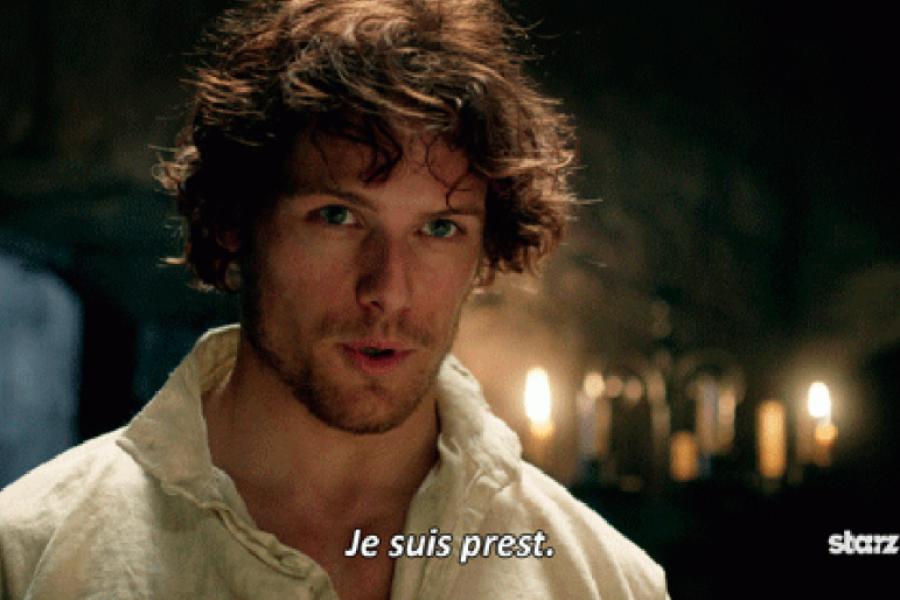 Jamie de Outlander nous emmène découvrir l'Ecosse - DR Starz