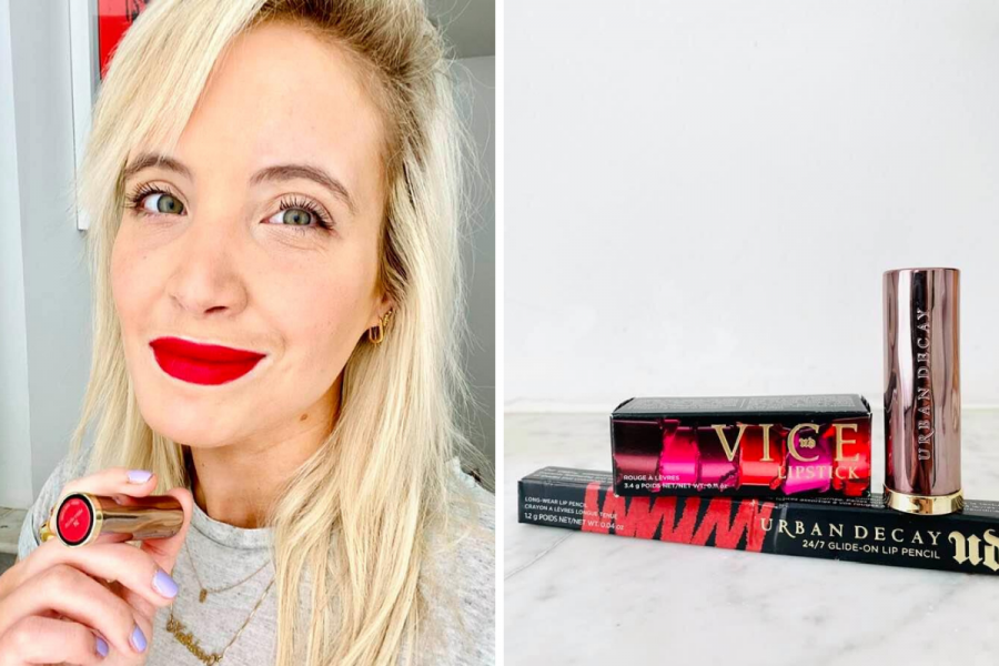 On a testé les lipsticks VICE d'Urban Decay - Beauty Lab