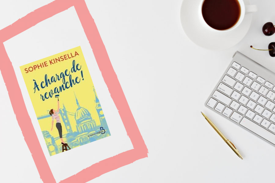 À charge de revanche - Sophie Kinsella - Flair Book Club