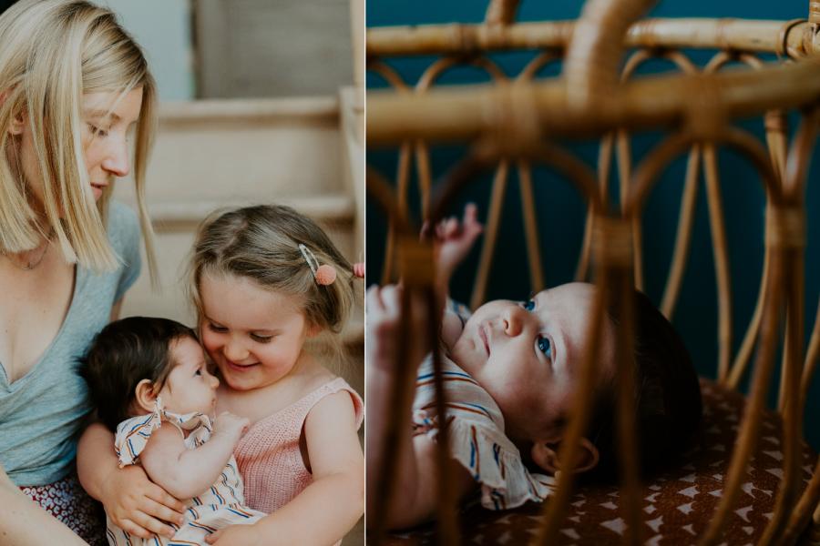 Babypraat Annelies Gilis
