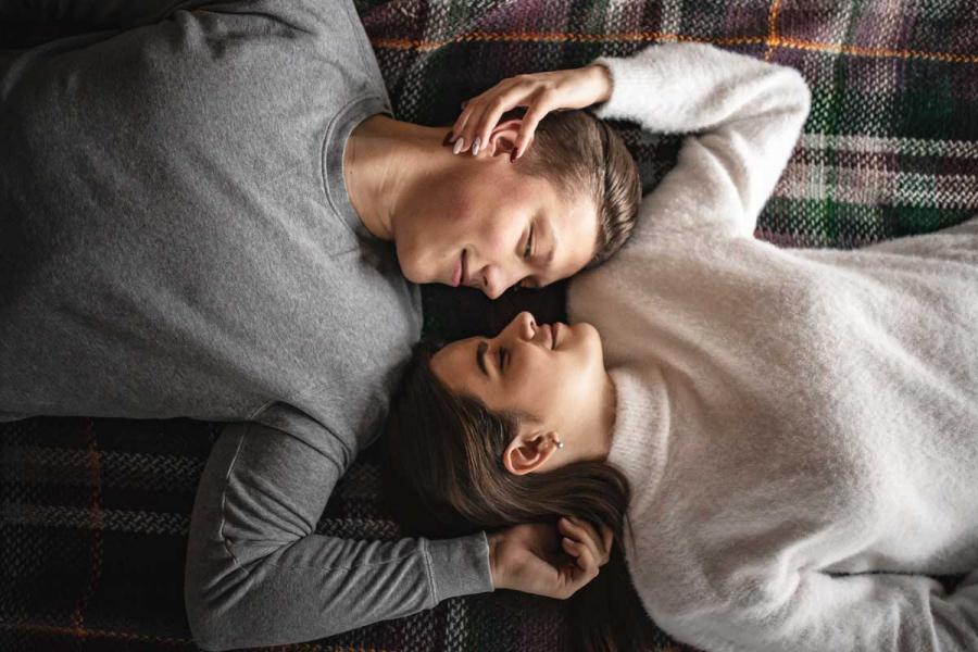 samen slapen