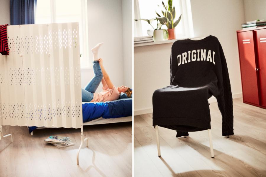 Ikea Lance Une Collection Pour Meubler Le Kot Des Etudiants