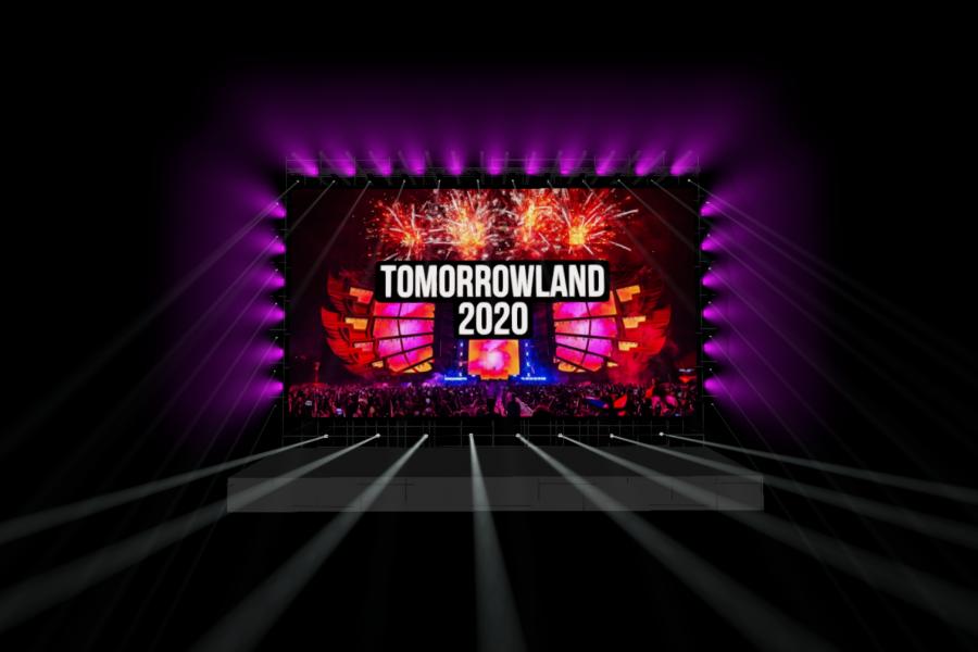 Tomorrowland s'invite à Bruxelles - DR