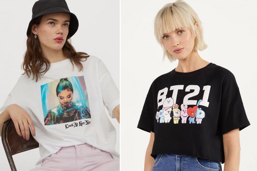 grafische t-shirts