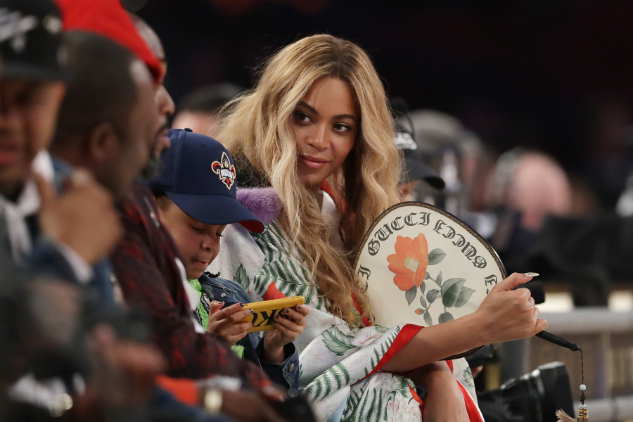Beyoncé a craqué pour les bijoux LIVE-TO-EXPRESS - Getty Images