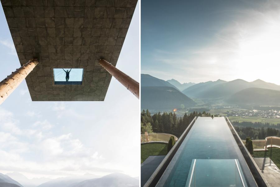 @Alpin Panorama Hotel Hubertus