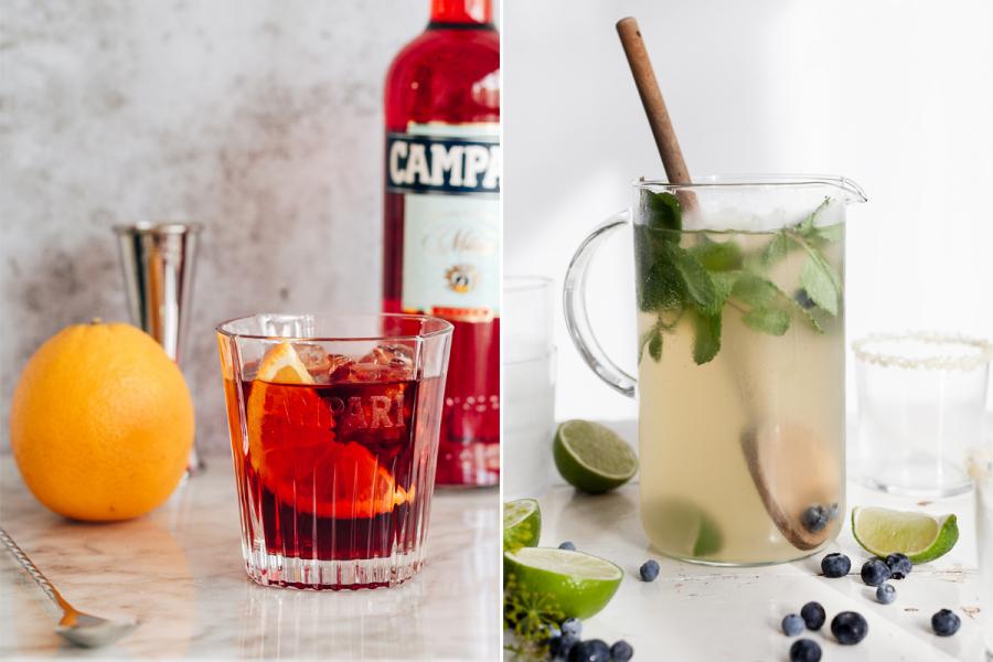 cocktails met gin
