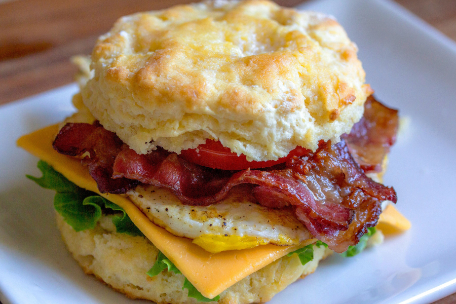 ontbijtsandwich tiktok