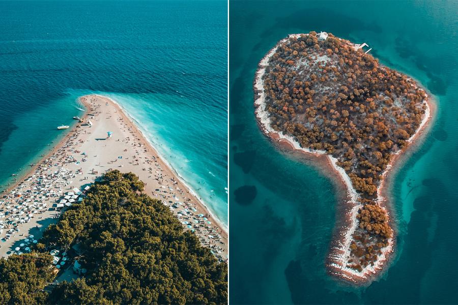 kroatië eilanden