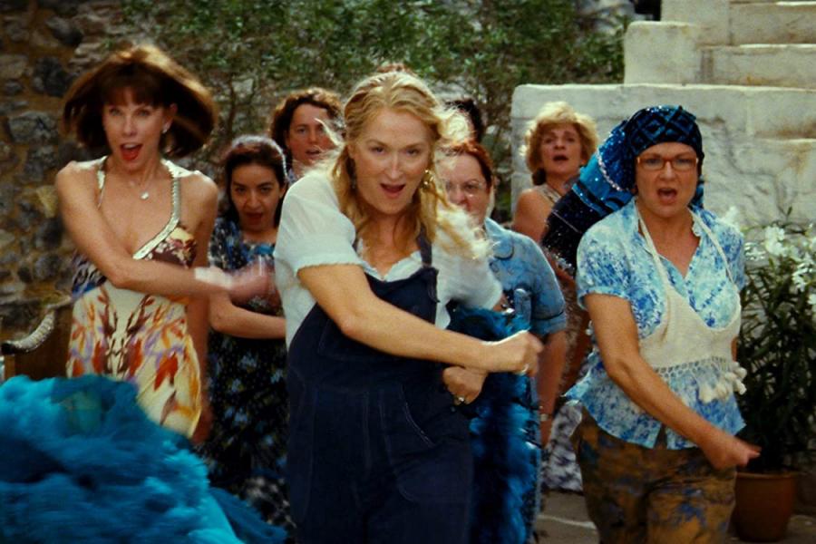 Mamma Mia work out