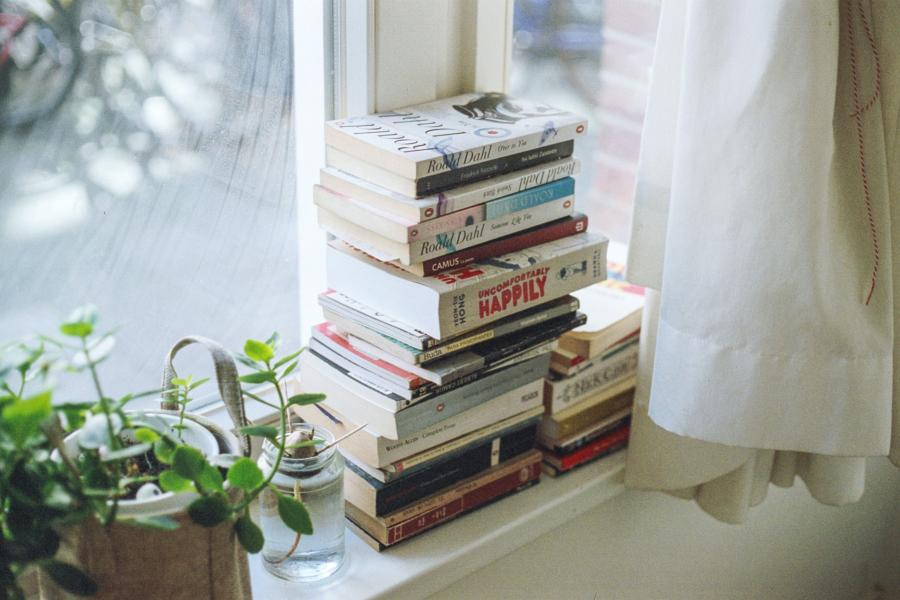 Livres rentrée littéraire - Unsplash - Florence Viadana