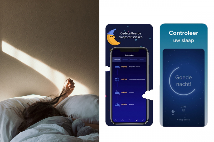 Apps beter slapen