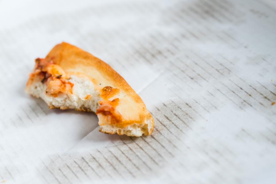 Croûtes de pizza - Getty Images