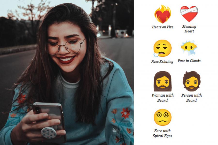 emoji's 2021