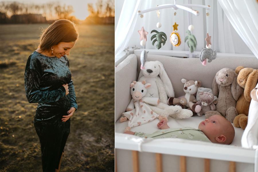 Babybrabbels Julie