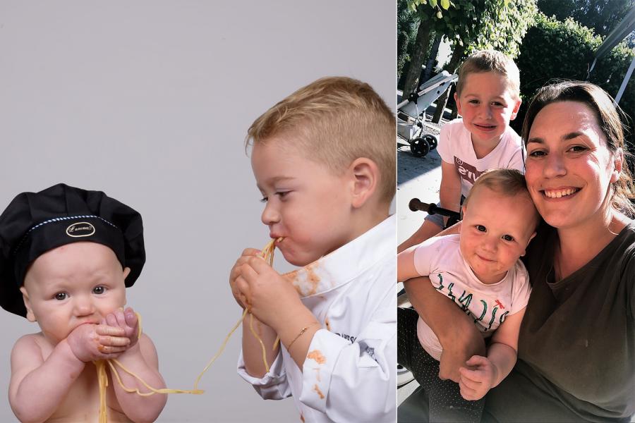 Evy combineert een restaurant met kinderen