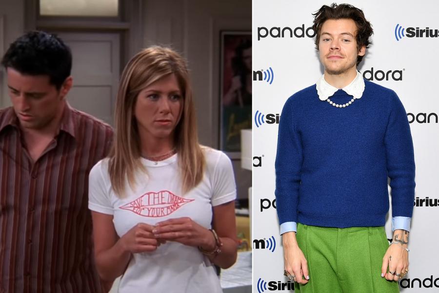 T-shirt Rachel 'Friends'