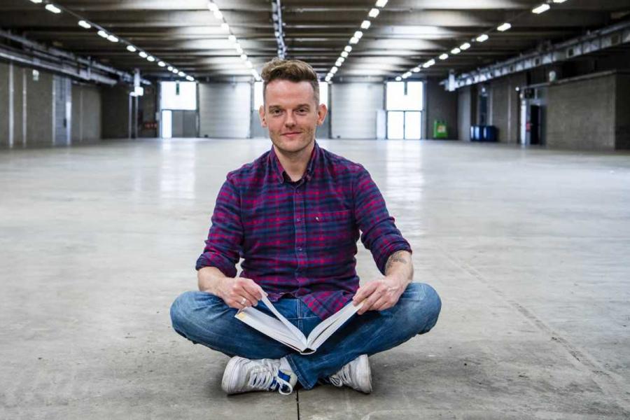 Tom de cock boekenmarathon