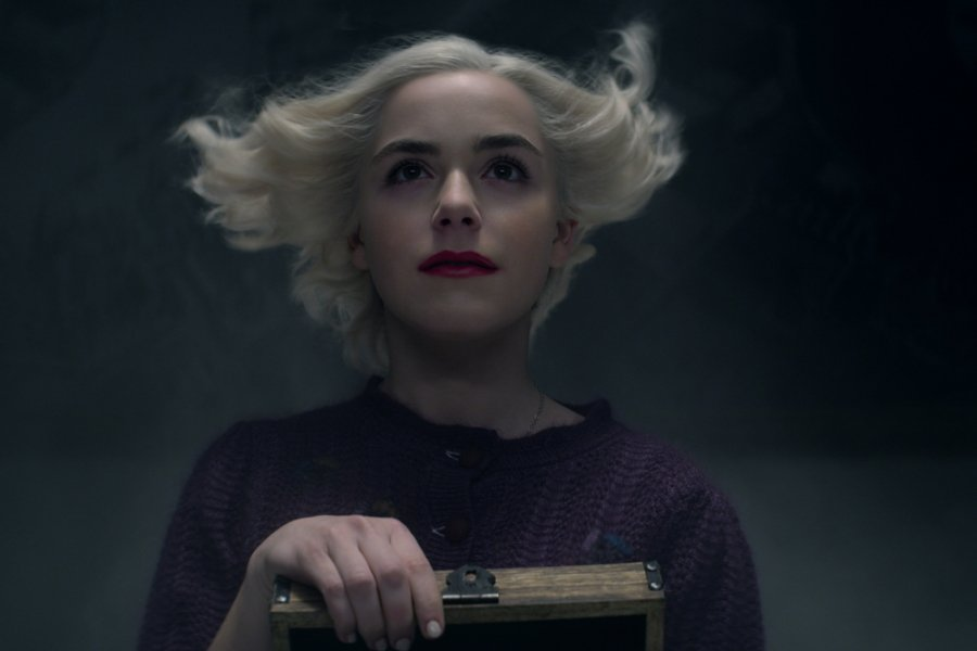 chilling adventures of sabrina 4