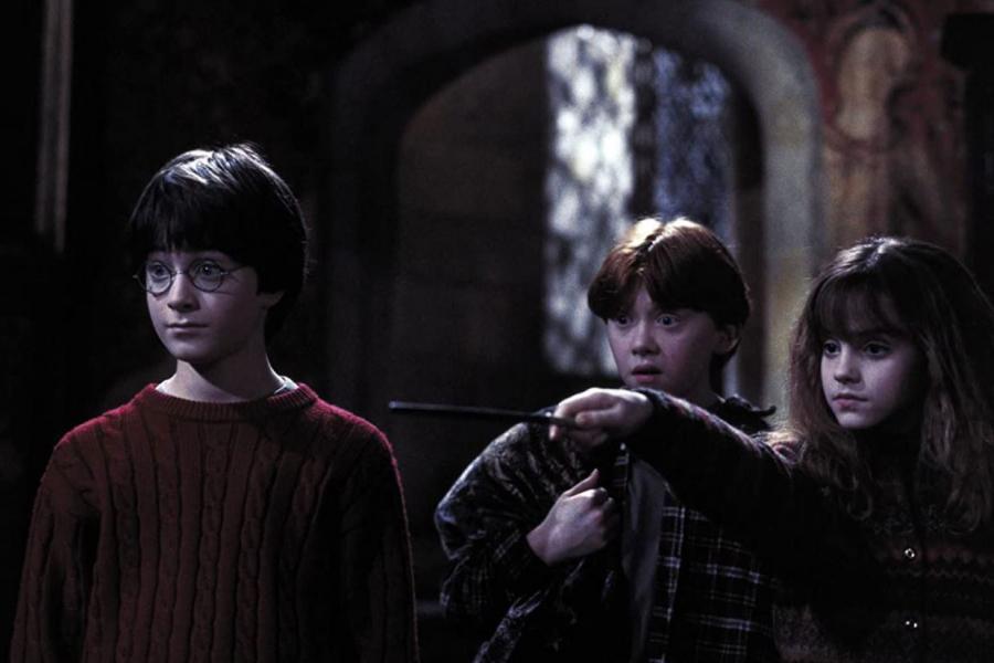 Harry Potter reünie