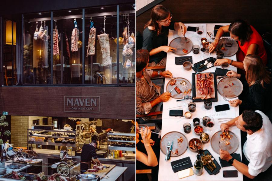 maven Worlds Best Steak Restaurants