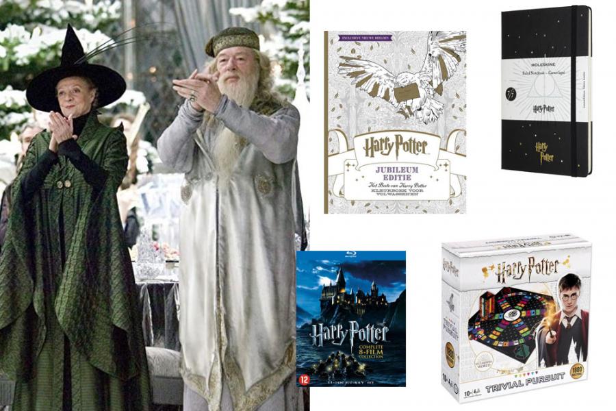 cadeaus harry potter