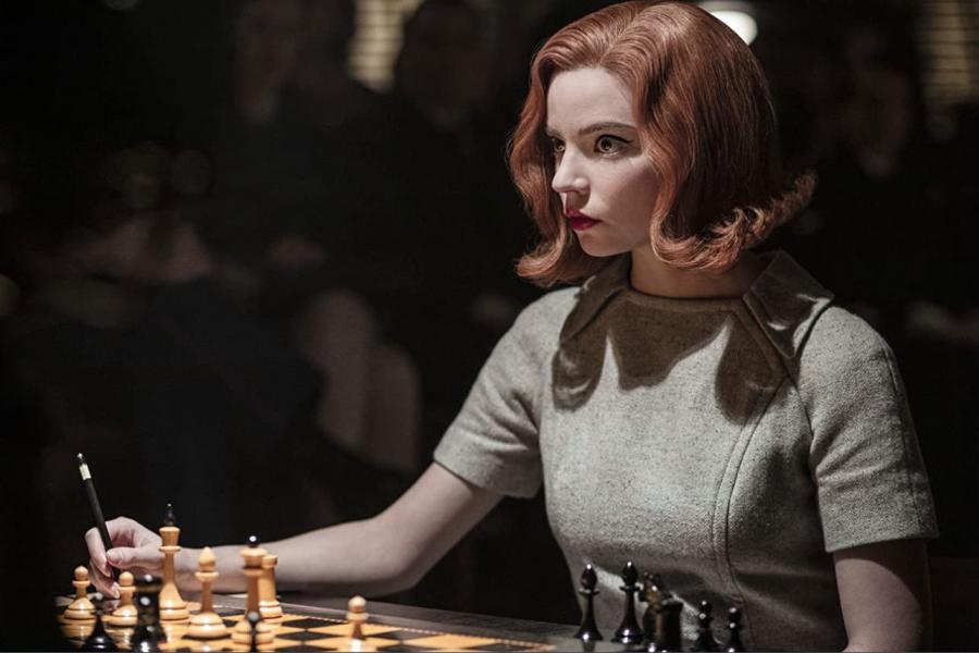 The Queen's Gambit miniserie