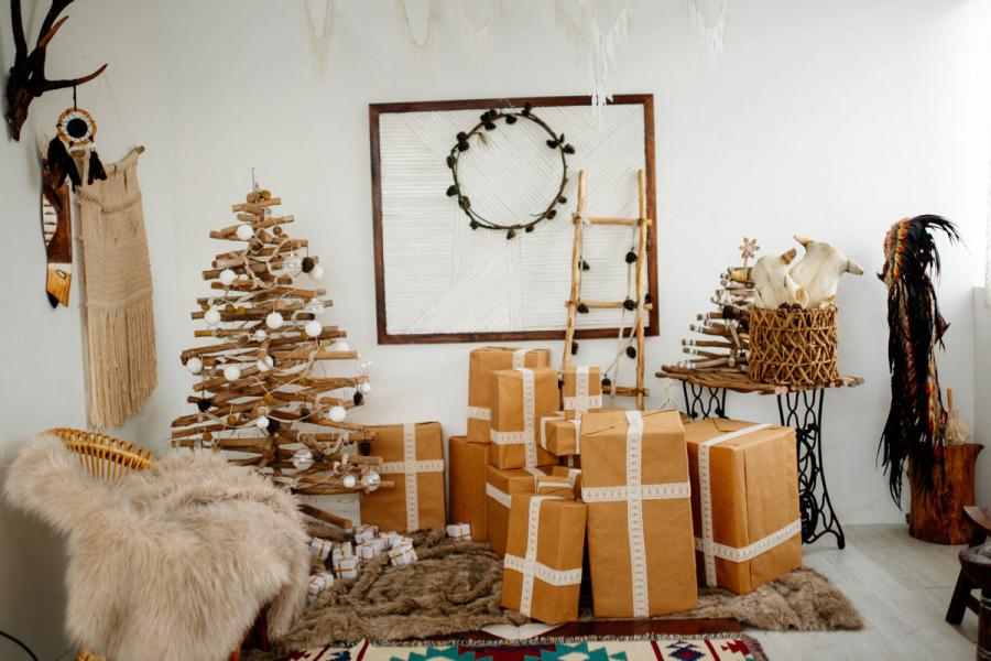 Duurzaam kerstfeest