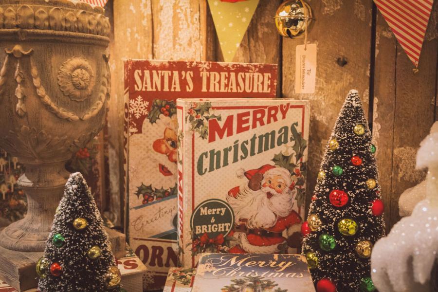 Virtuele kerstmarkten