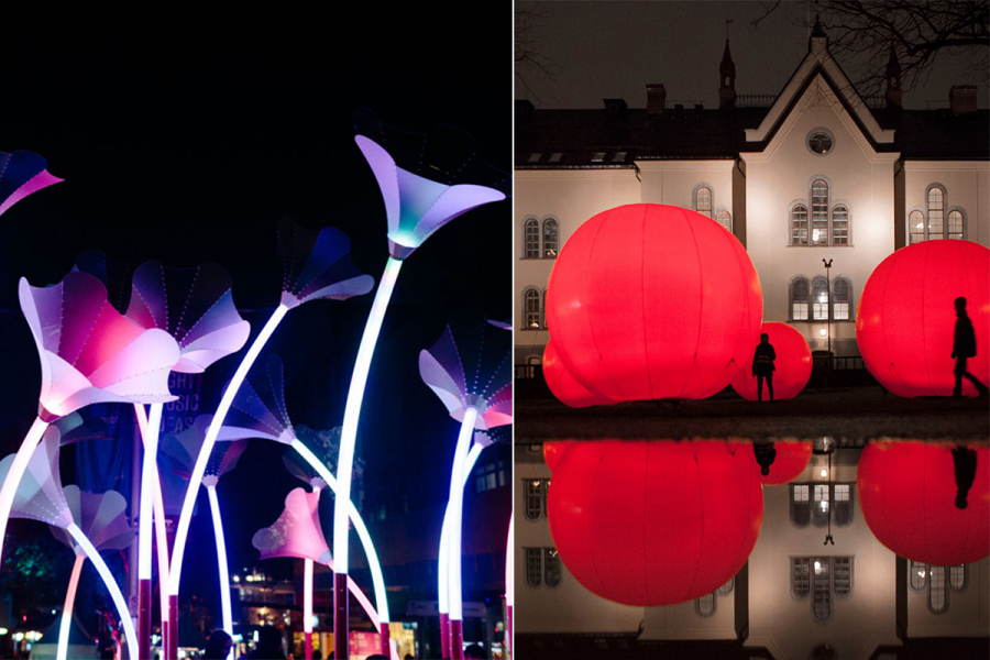 lichtfestival Brussel