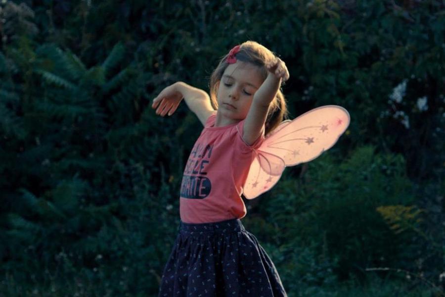 Arte - Petite fille