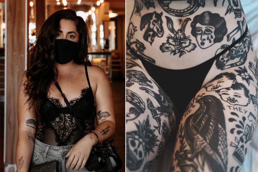 mislukte tattoos
