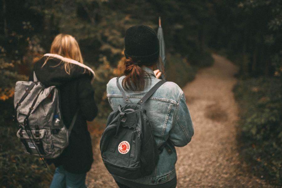 wandeling leuker maken