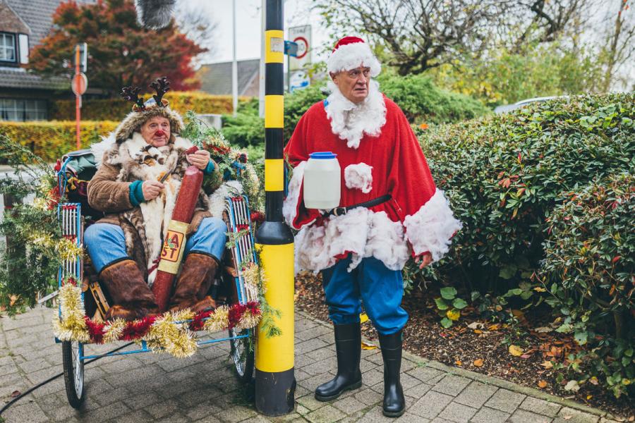 'F.C. De Kampioenen-kersttruien