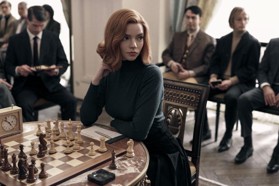 leren schaken