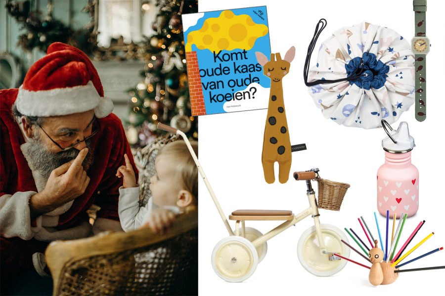 Kerstcadeautjes voor kinderen